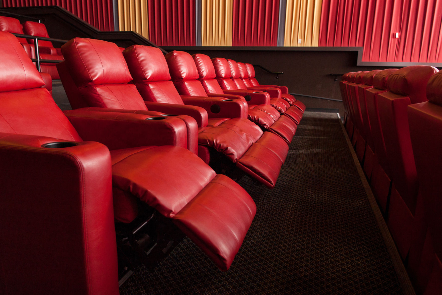 Reclining Chair Movie Theater Heated Recliners New Screens Better Food Coming To Marcus