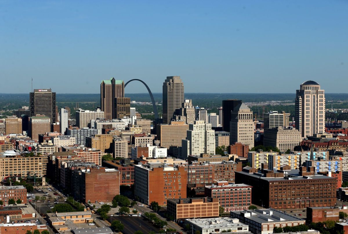Poverty Rate Drops In St. Louis City Region Sees
