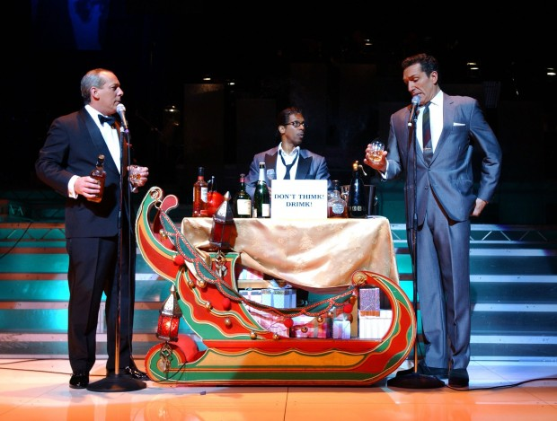 Christmas With The Rat Pack Gives Holidays A Vegas Touch