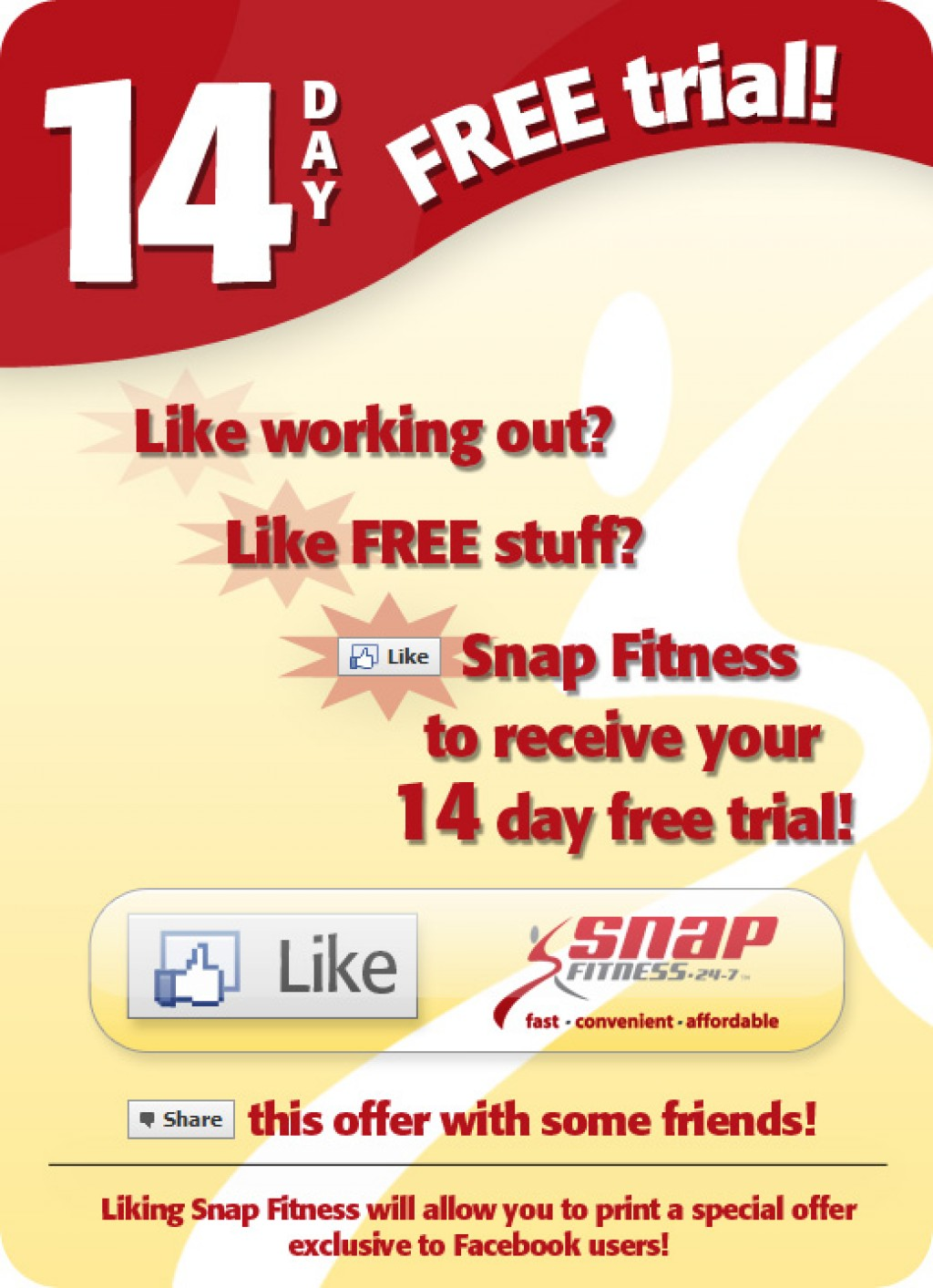 Snap Fitness Free Trial : fitness, trial, Steals, Deals:, Fitness, Offers, 14-day, Trial, Louis, Post-Dispatch, Columnists, Stltoday.com