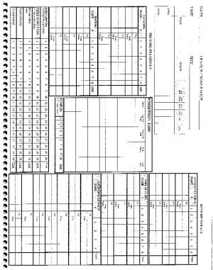 Pdf : Football score sheet 2 : Stlhss