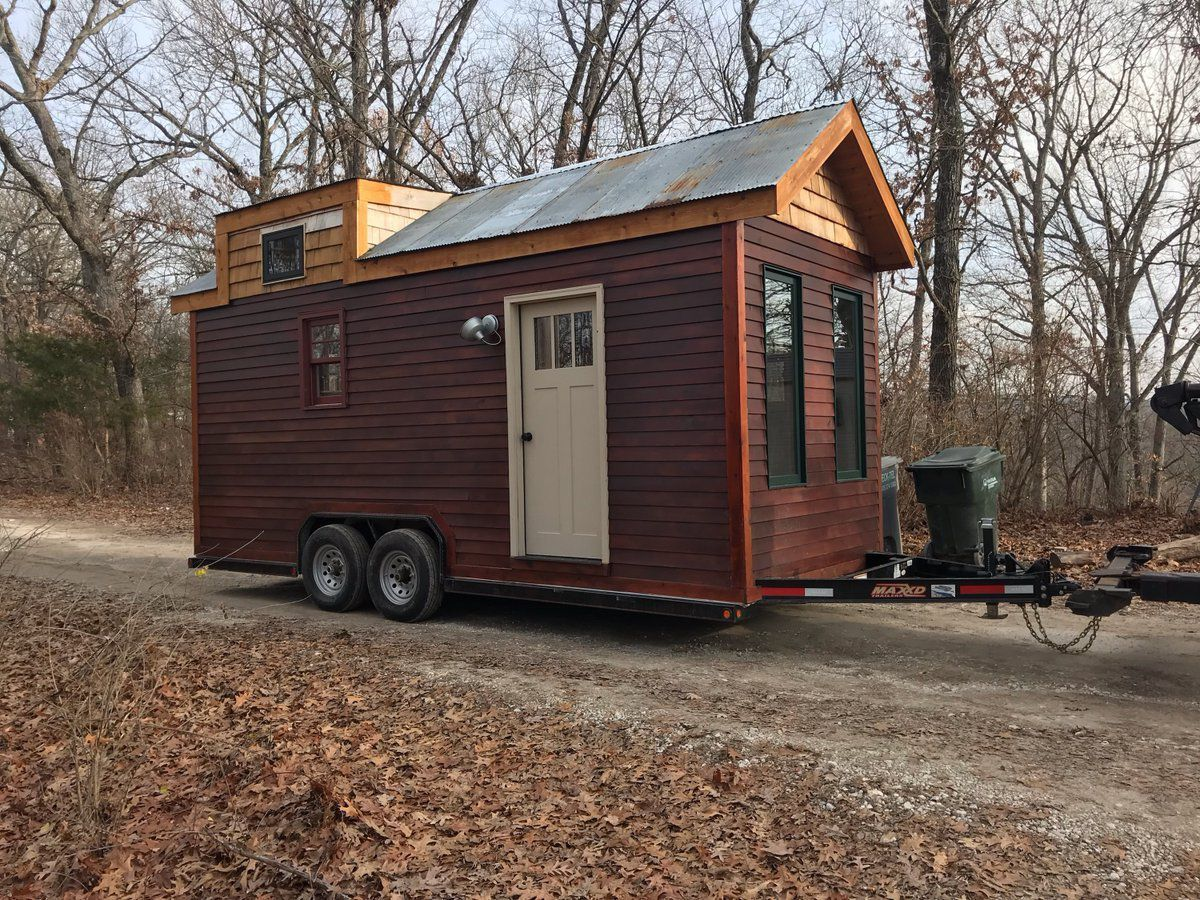 Tiny Home Stolen From St Louis Is Found In Jefferson