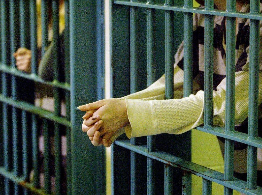 hight resolution of prison image