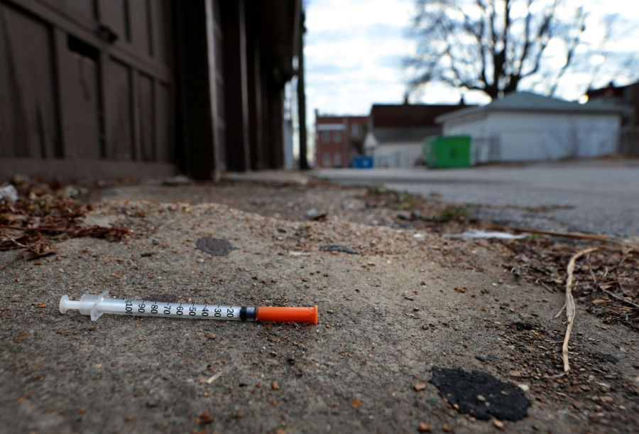 Heroin in St. Louis