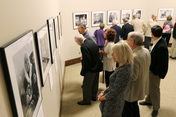 Norman H. Gershman photo exhibit of Albanian Muslims who helped Jews during the Holocaust