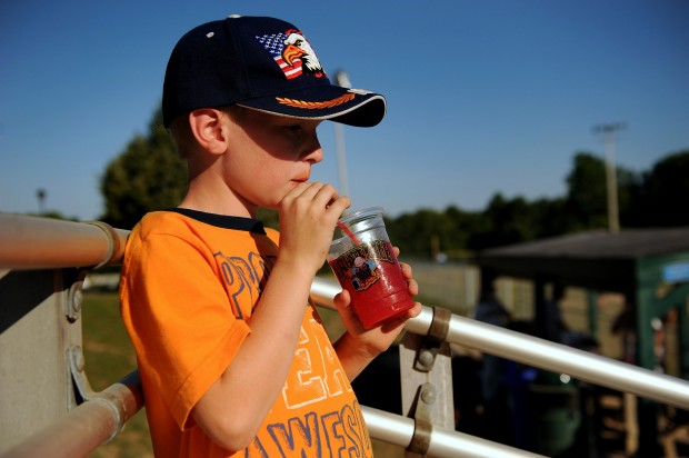 Concession Stand Snacks At Youth Sports Could Outweigh