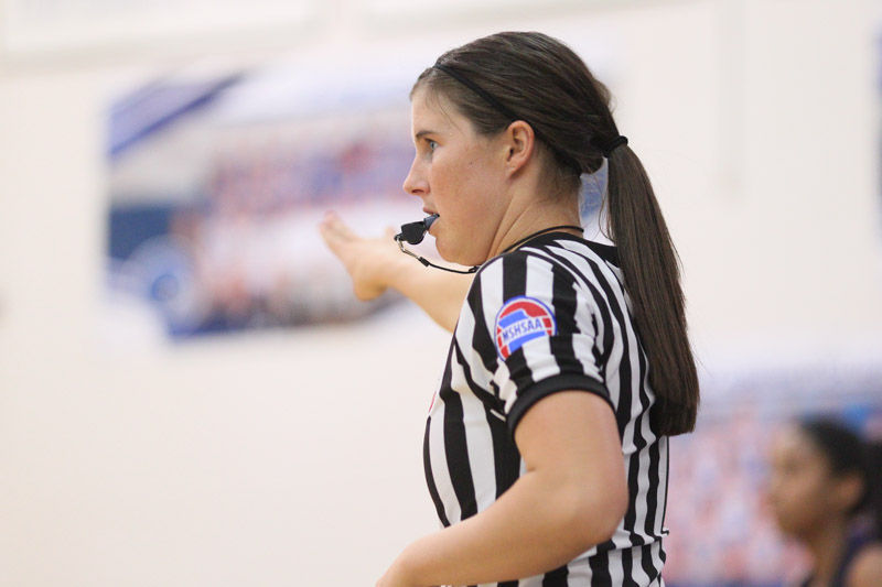 Sago Selected To Officiate McDonalds All American Game