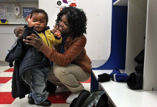 Teen moms have a friend in St Louis high school  News