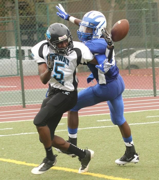 Football Gateway High Tech School