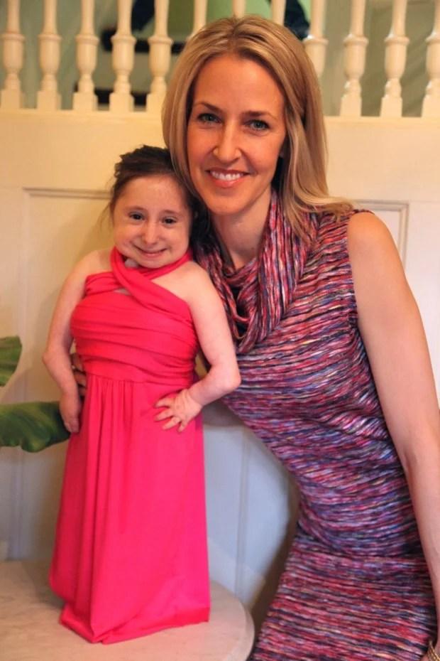 Dress designer comes through for 18pound woman  Lifestyles