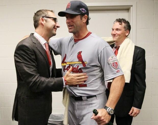 Cardinals V Atlanta Braves News