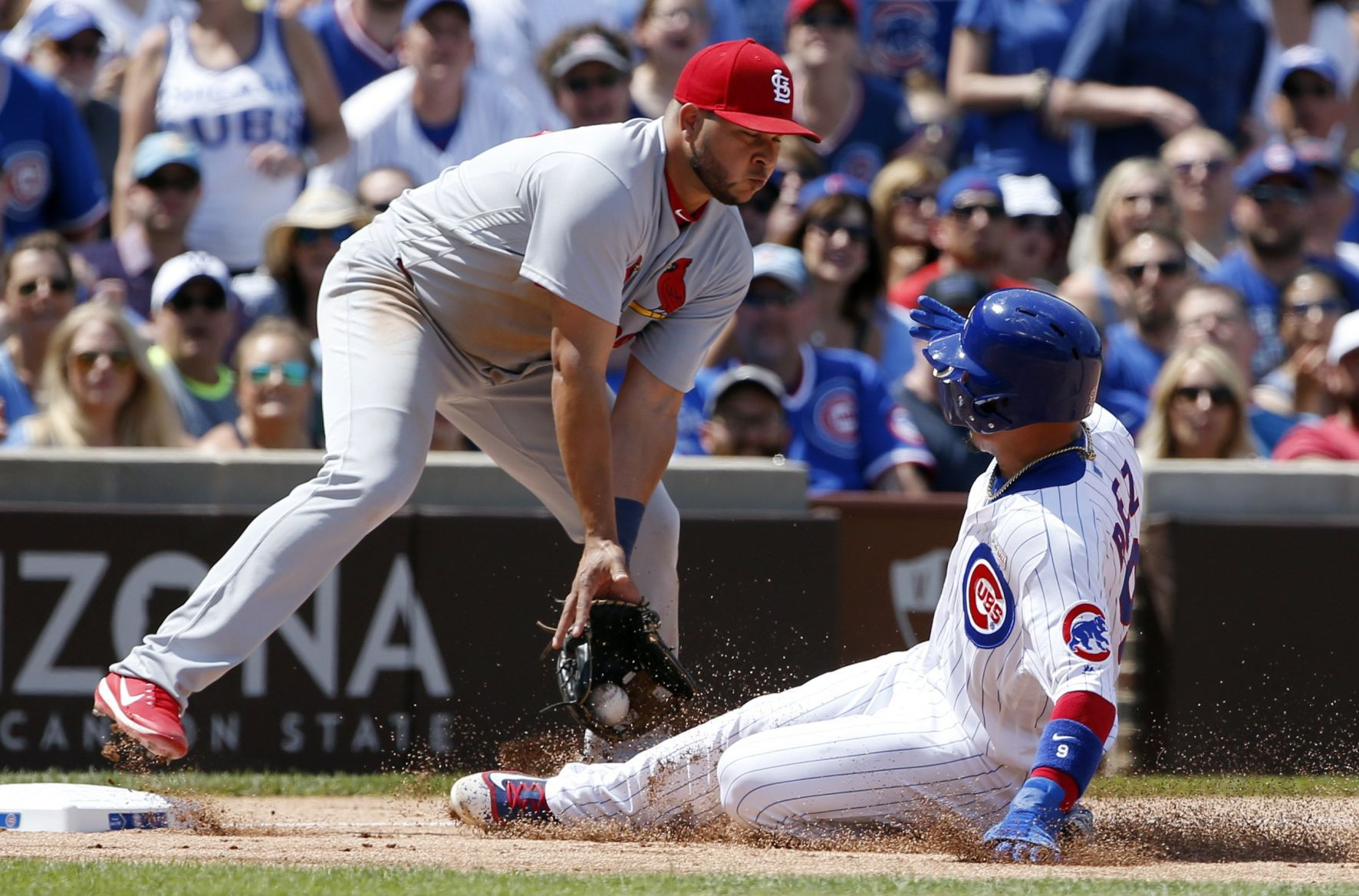 Cardinals Unsure What To Do With Peralta St Louis