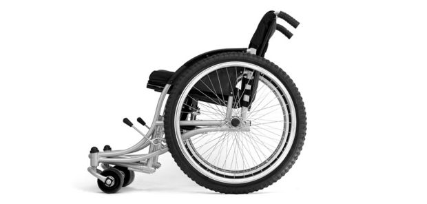 Gear • All-terrain wheelchair : Lifestyles