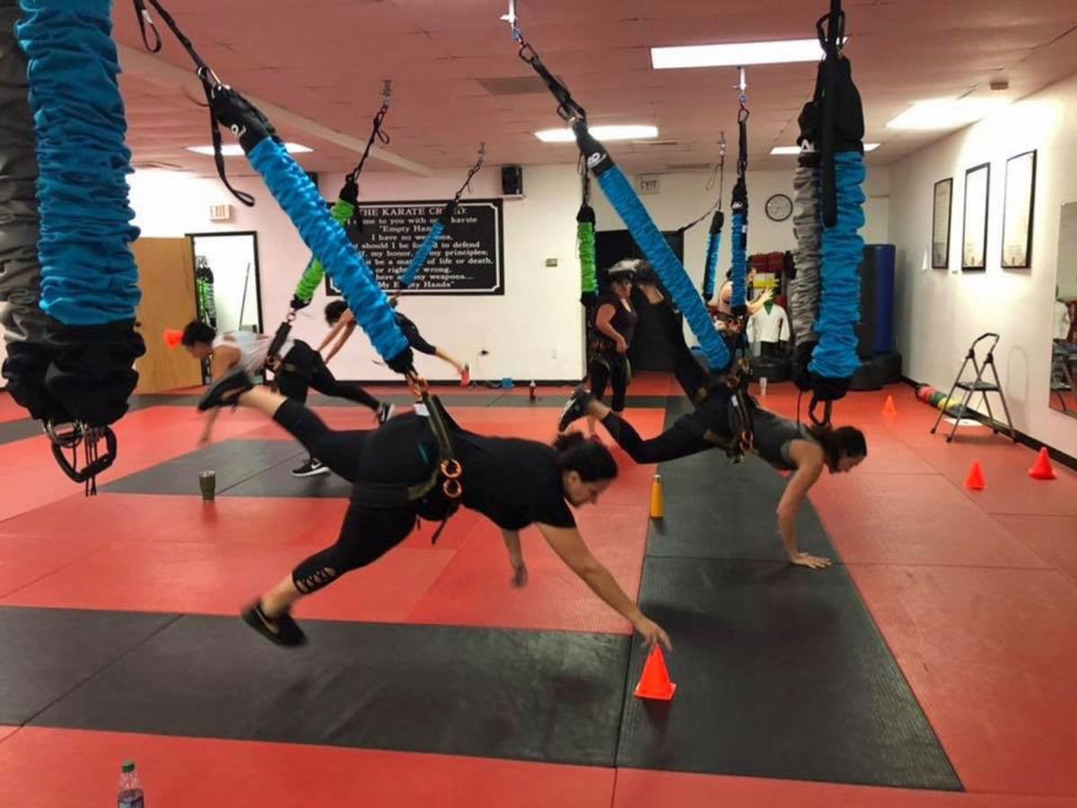 Bungee Studio Will Have You Flyin Into Fitness News Suncoastnews Com