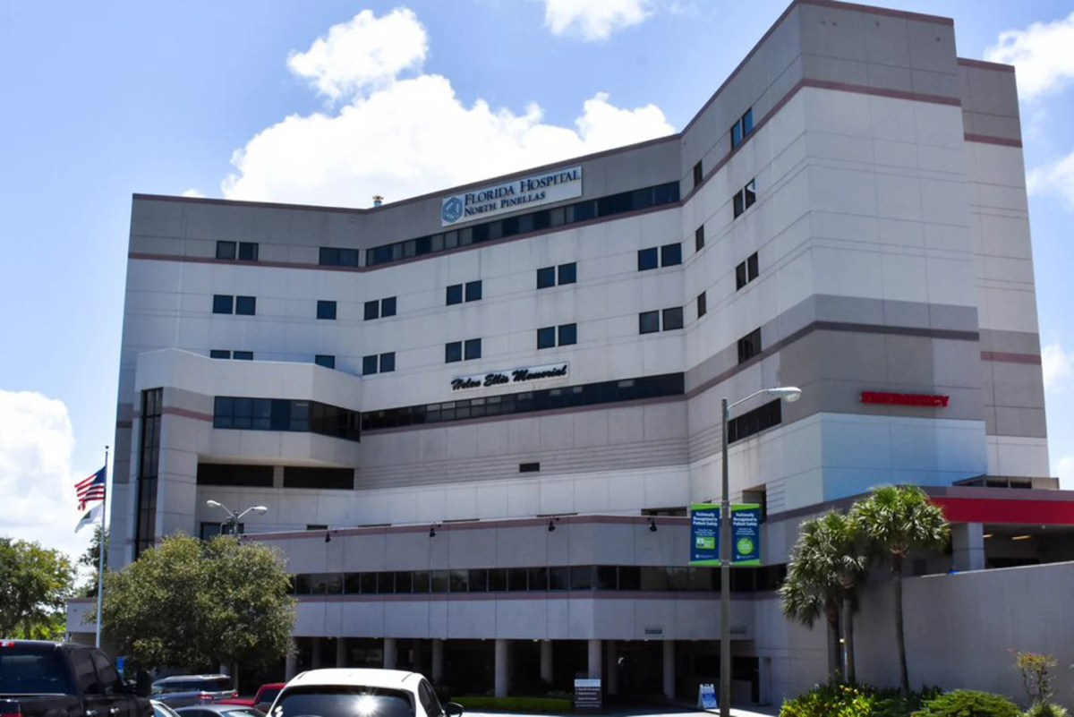 Florida Hospital Adventhealth - Year of Clean Water