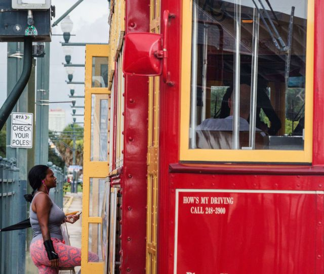 Mitch Landrieus Restructuring Plan Would Increase City Oversight Of New Orleans Rtas Operations News Theadvocate Com