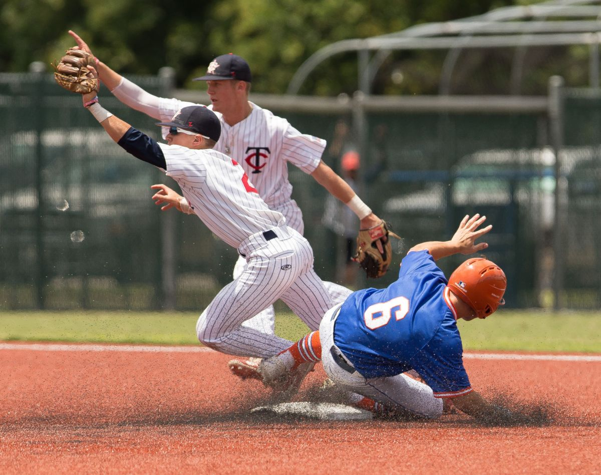 Lhsaa State Baseball Tournament Roundup Teurlings Rides Seven-run Sixth 11-4 Win In Division