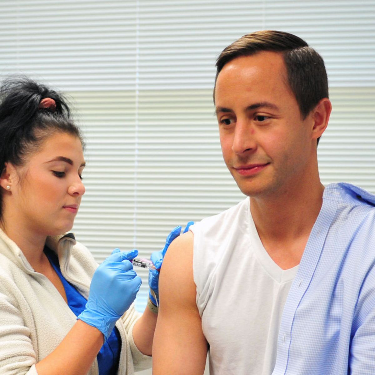 With flu season underway, CDC ranks Louisiana worst in nation for ...