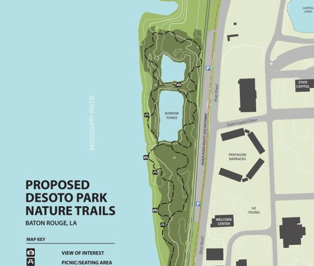 Download Pdf Proposed Desoto Park