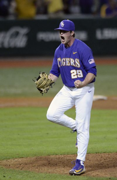 Once a concern, the LSU baseball bullpen has turned into a ...