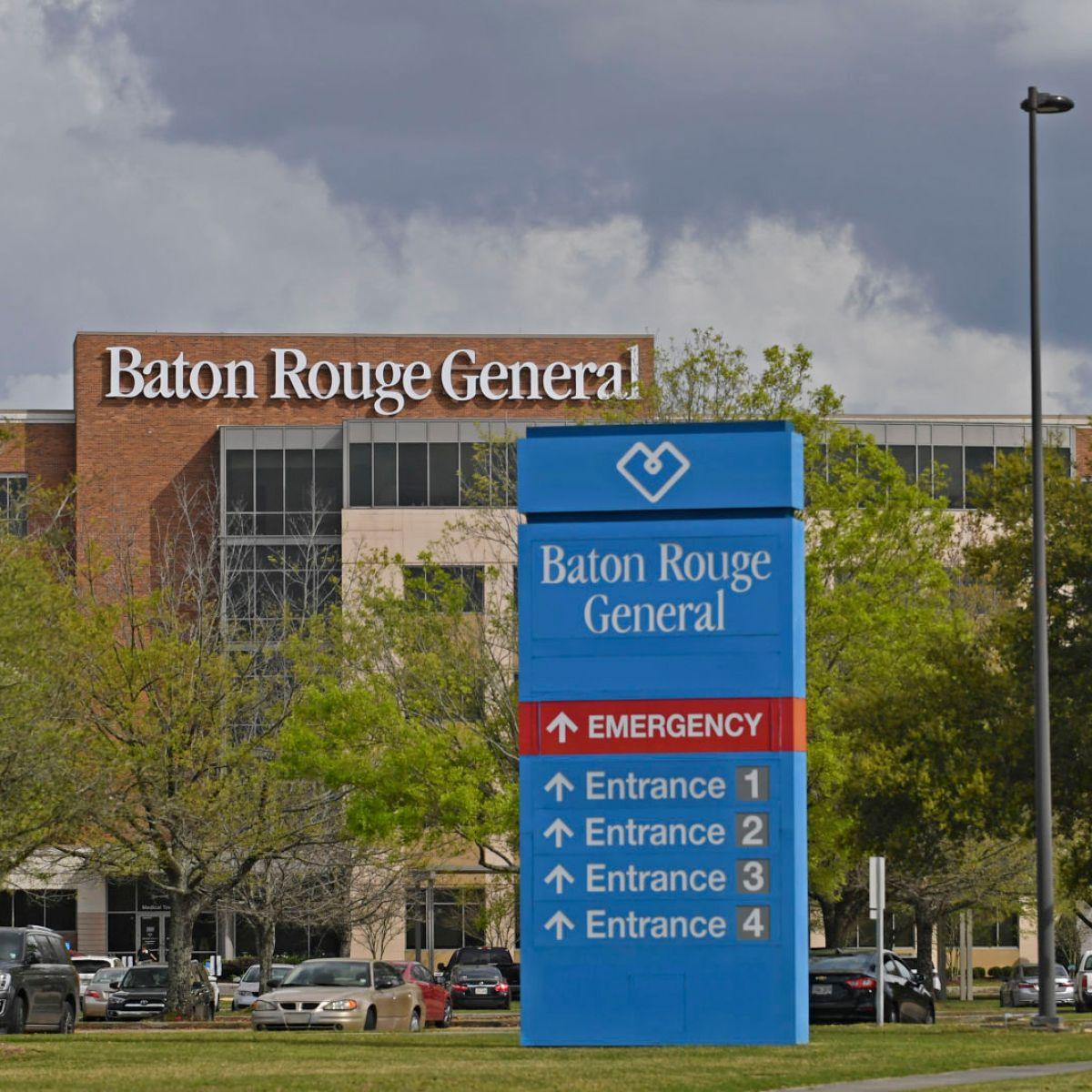 First Baton Rouge coronavirus case is at Baton Rouge General ...