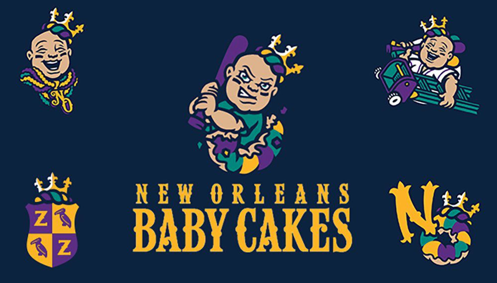 Image result for new orleans baby cakes
