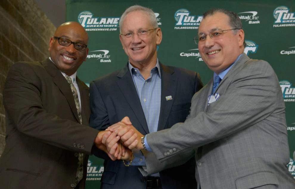 Tulane athletic director Rick Dickson announces his retirement ...