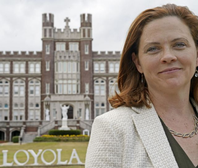 Jesuit Roots Legal Acumen Catholic Ideals How Tania Tetlow Became The Obvious Choice To Lead Loyola University News Theadvocate Com