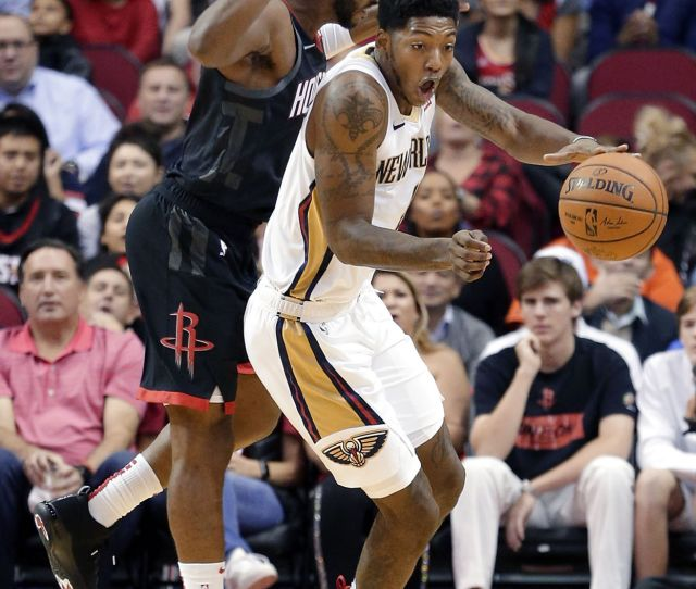 Julius Randle Elfrid Payton Look To Carry Momentum From Memorable Debut Into Pelicans Home Opener Pelicans Theadvocate Com