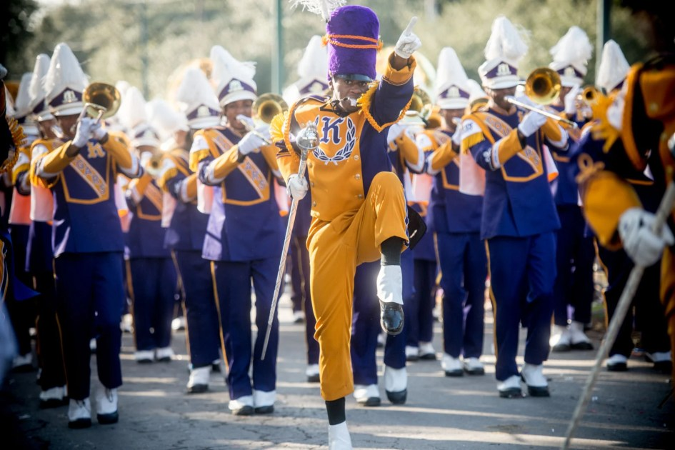Popular Edna Karr Marching Band Appears In T Mobile
