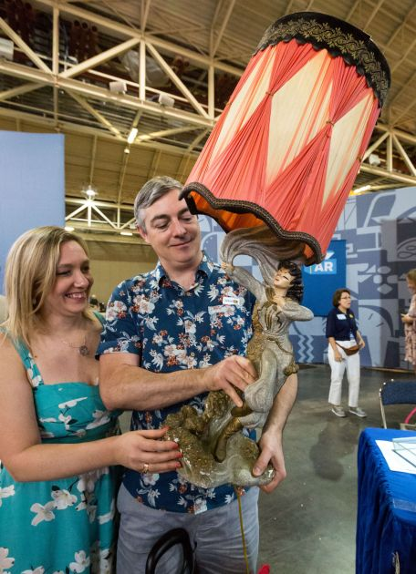 Hopeful Curious Thousands Bring Attic Treasures To