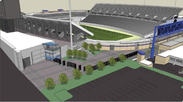 WVU Announces 106 Mil Athletic Facility Upgrades News