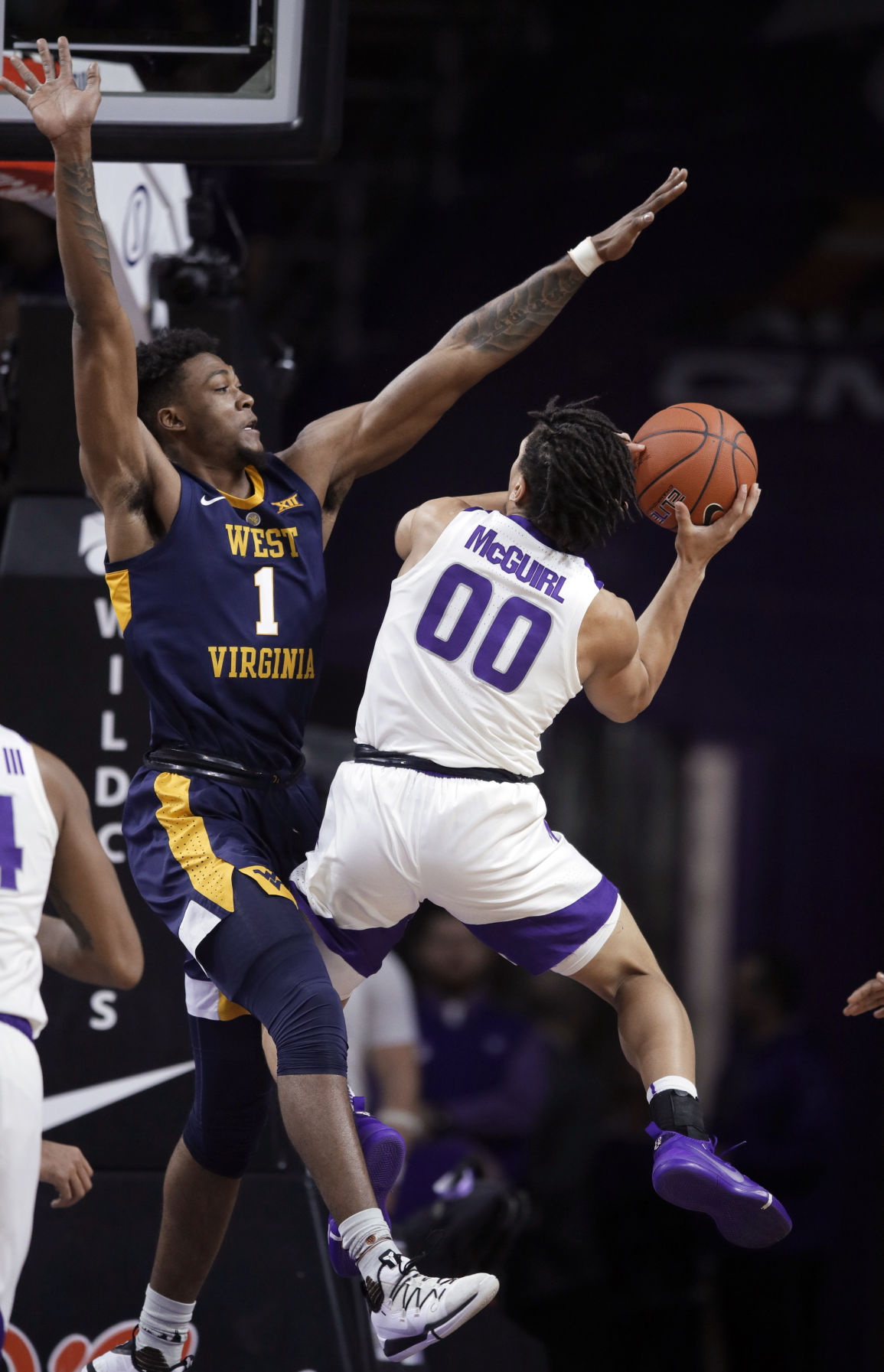 WVU Blows Lead In 71 69 Loss To Kansas State Sports