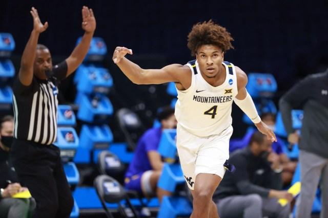 Miles McBride remaining in 2021 NBA Draft   WVU Men's Basketball    thedaonline.com