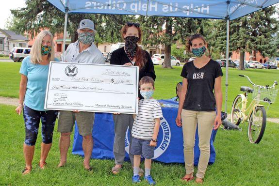 MCO donates $1,280