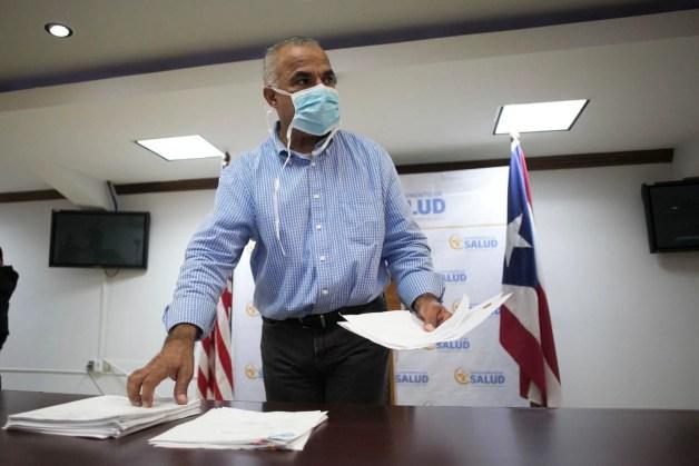 Puerto Rico to Implement New Coronavirus Death Surveillance System ...