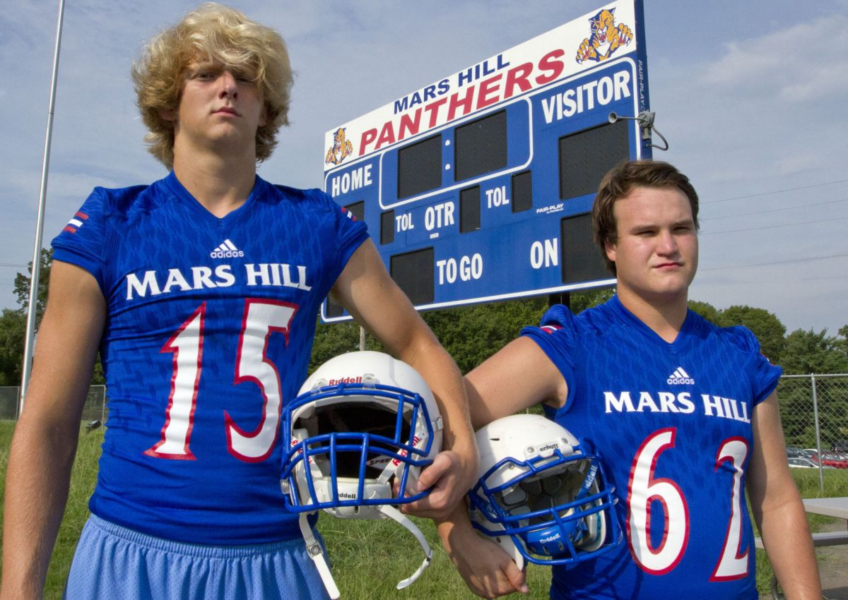 Higgins takes over at Mars Hill   Sports   timesdaily.com