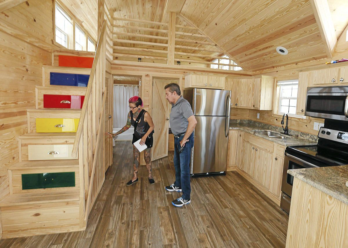 Tiny Homes A Big Time Draw For Many Prospective Buyers