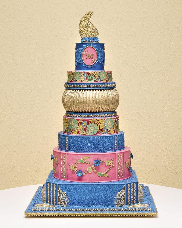 Oklahoma Woman Wins Grand National Wedding Cake