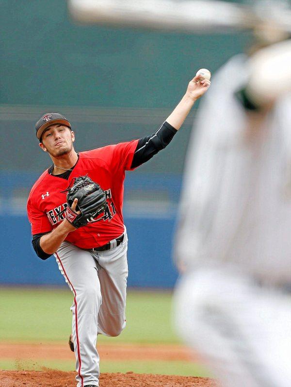 Baylor Texas Tech Big 12 Baseball Tournament Oneok Field Slideshows