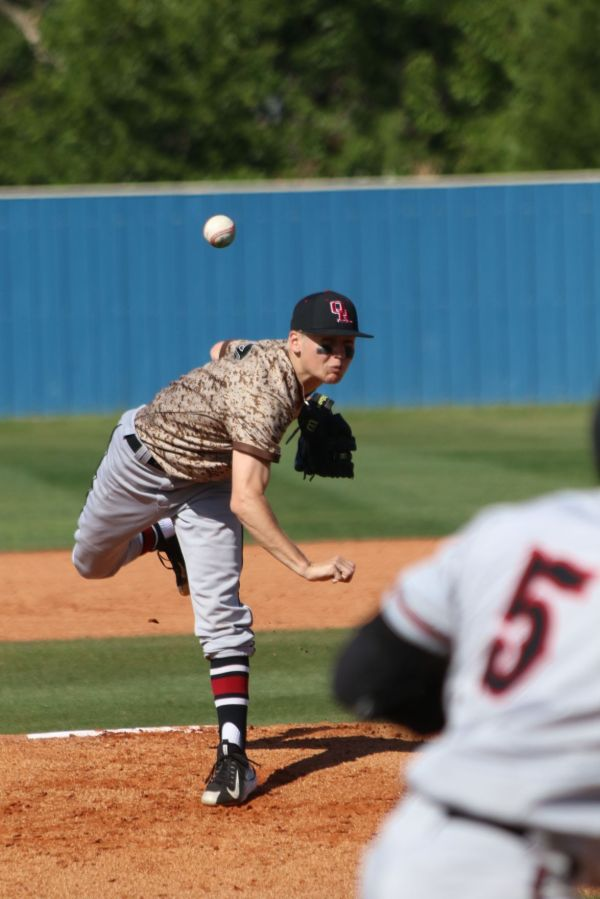 6a State Baseball Owasso Ousted Mustang; Jenks Routed; Broken Arrow Postponed Rain