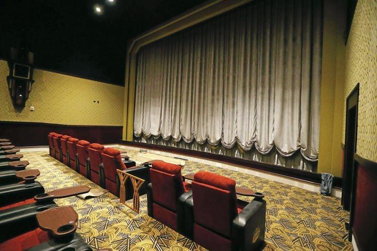 2 seat theater chairs glider rocking chair walmart broken arrow warren theatre ticket prices: 5 ways to see a movie   weekend magazine cover story ...