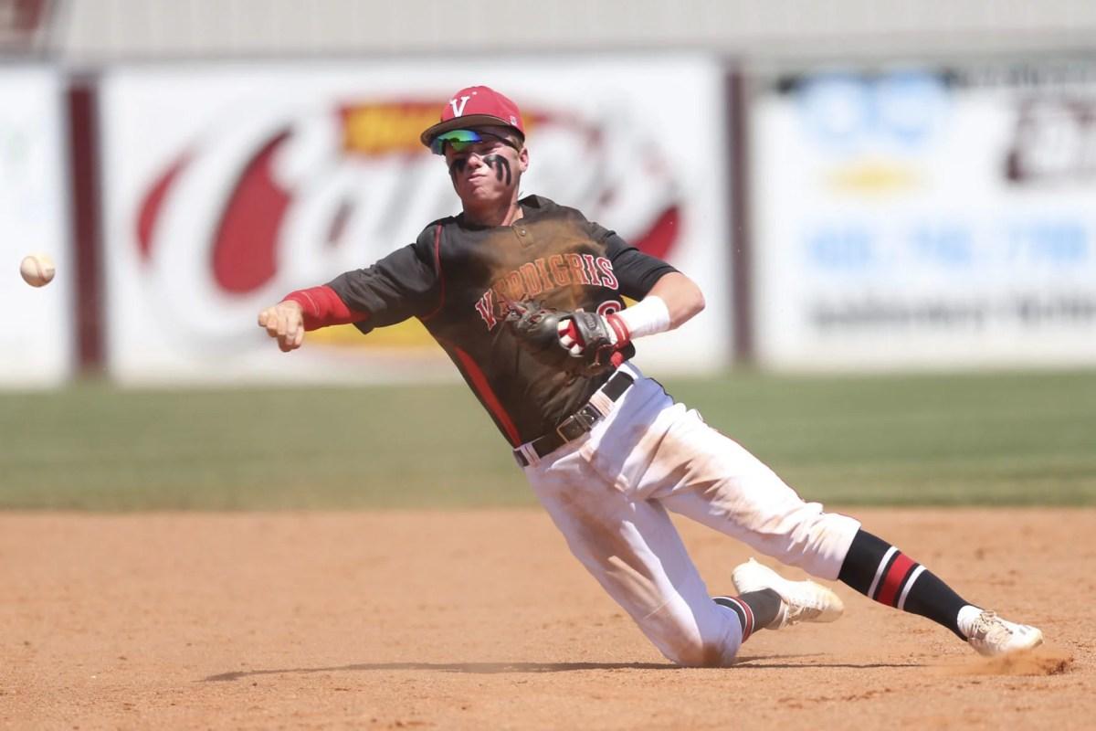 High School Baseball State Tournament Oklahoma
