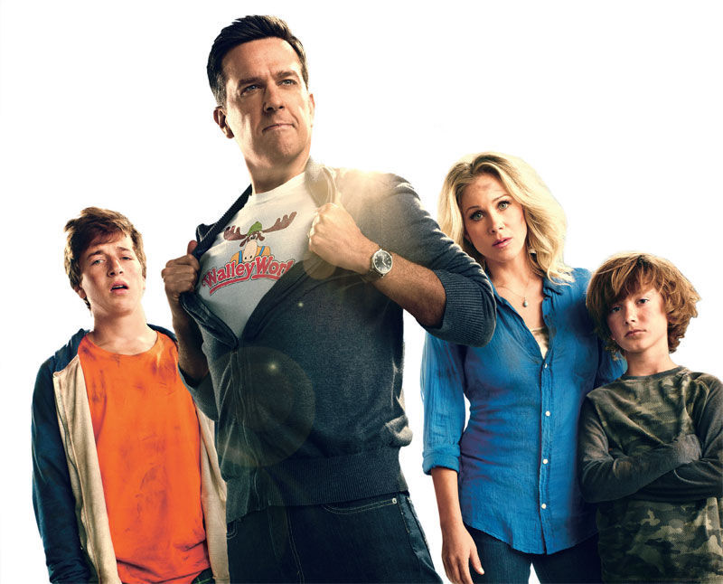 Movie Review Vacation Should Never Have Been Cleared For Take Off Movies Tulsaworld Com