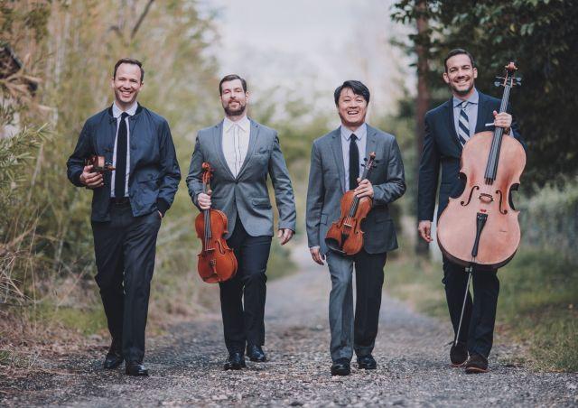 Beethoven quartet cycle highlights Chamber Music Tulsa season