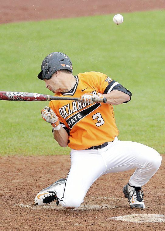 Texas Beats Osu 6-3 Capture Big 12 Baseball Tournament Title Sports Extra