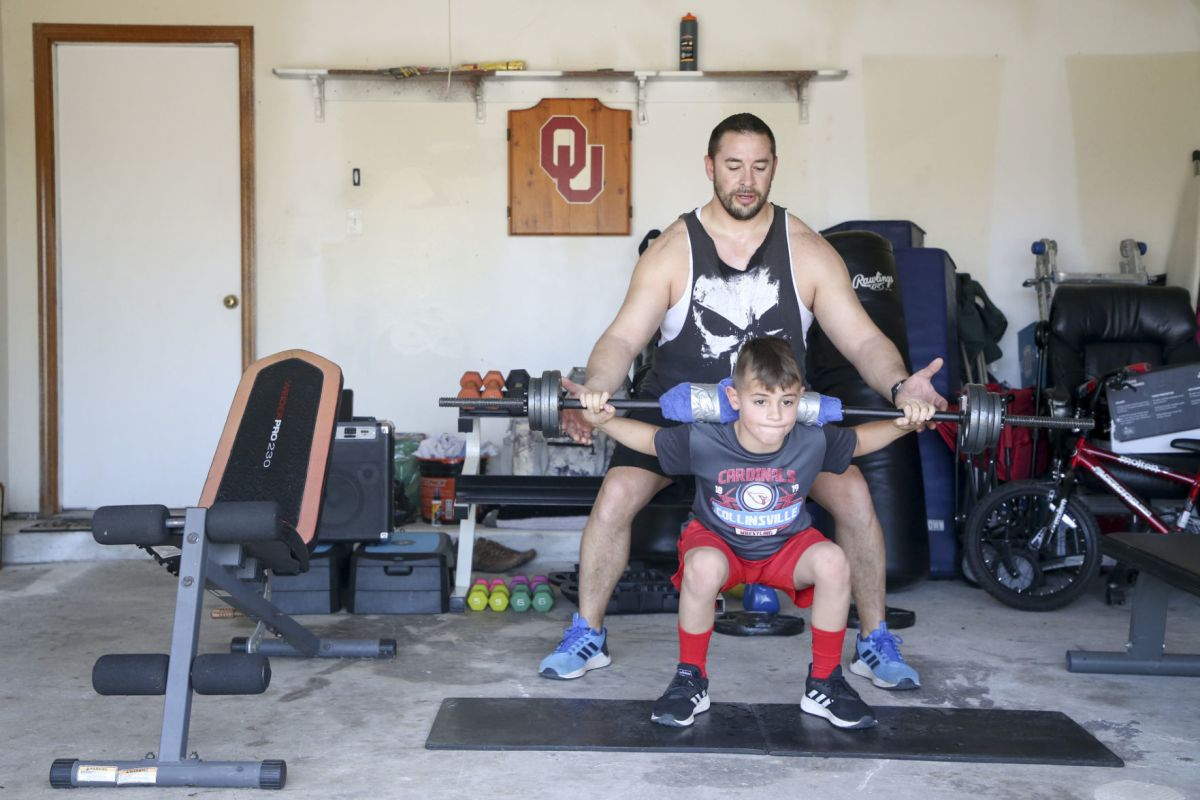 Gym Workouts May Be Out But Maintaining Physical Fitness Goals Can Make You Better And Stronger During This Time Sports News Tulsaworld Com