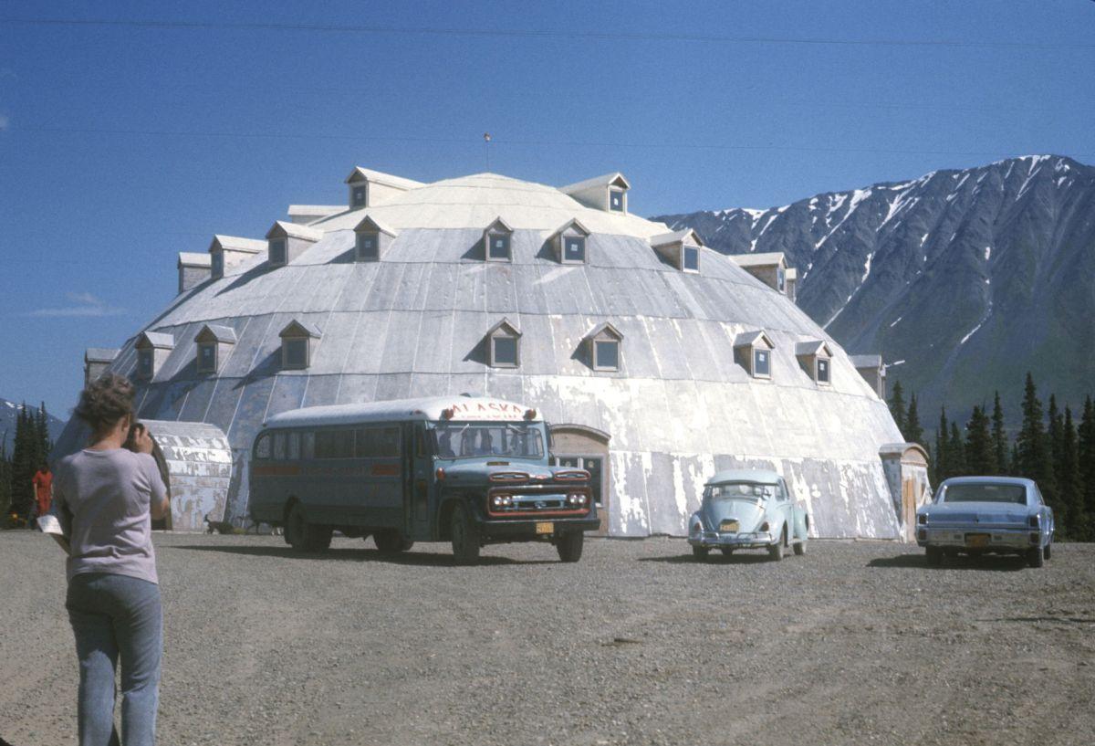Broken- Bus In Fruitvale Alaska Stories