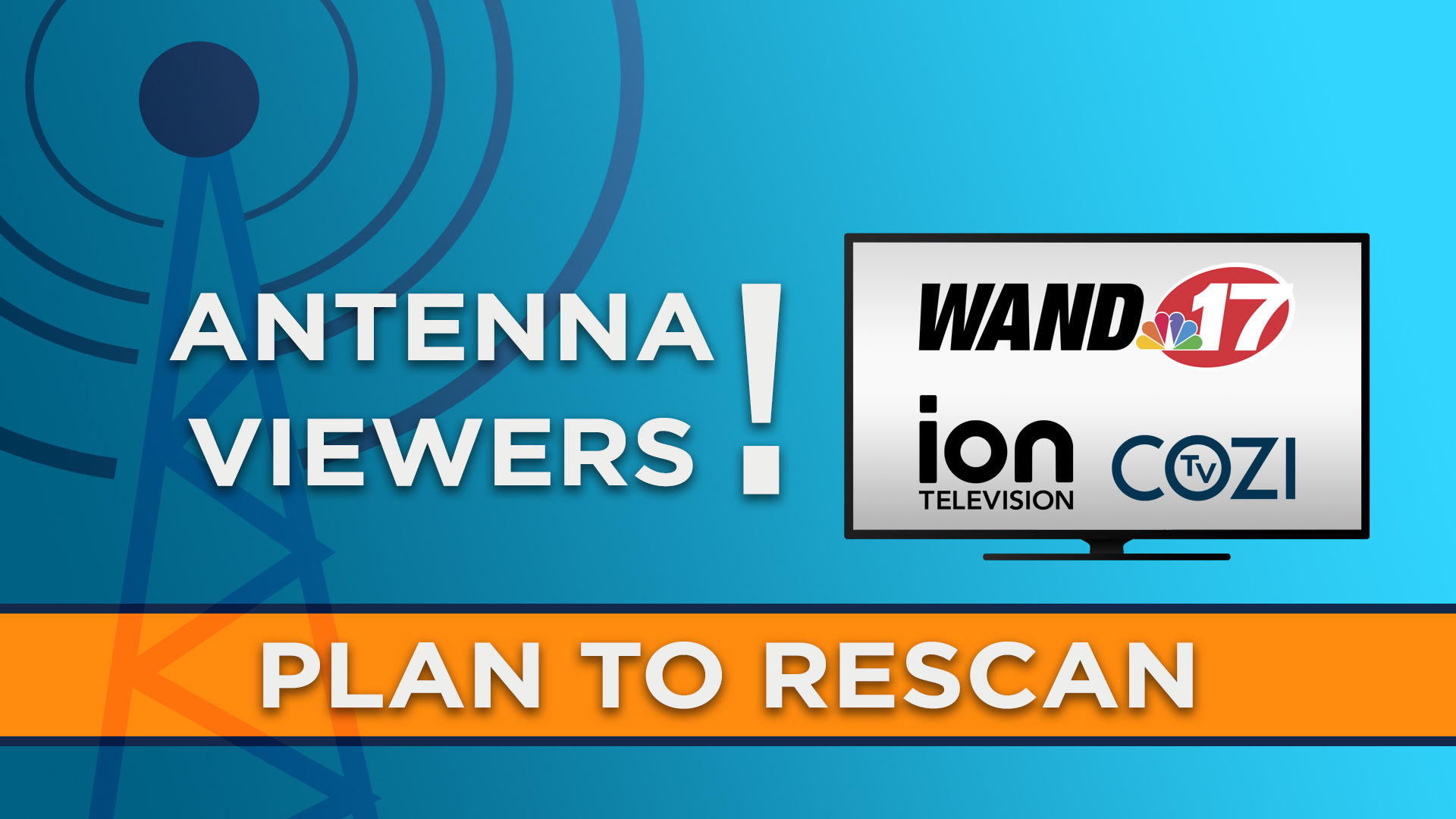 Tv In Wand Wand Re-scan For Over-the-air And Antenna | Community | Wandtv.com
