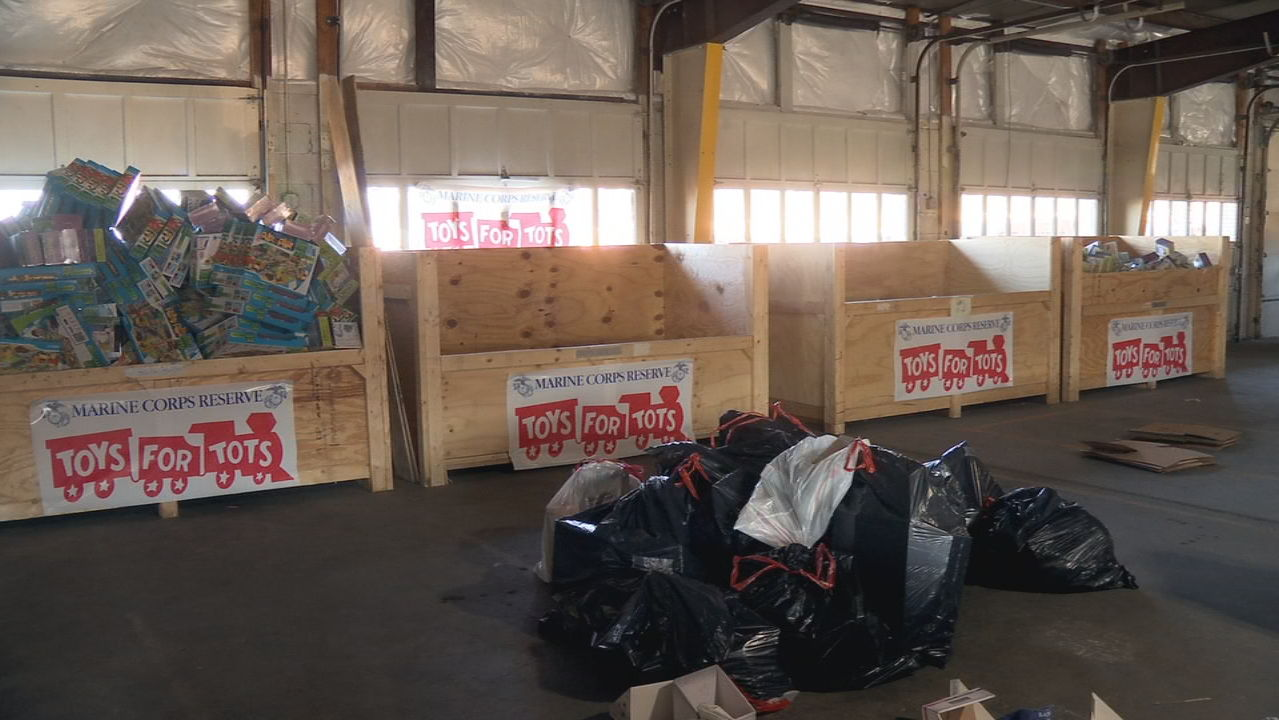 Saturday Marks Deadline To Apply For Toys For Tots News